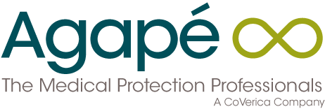Agape Healthcare Partners Logo Color